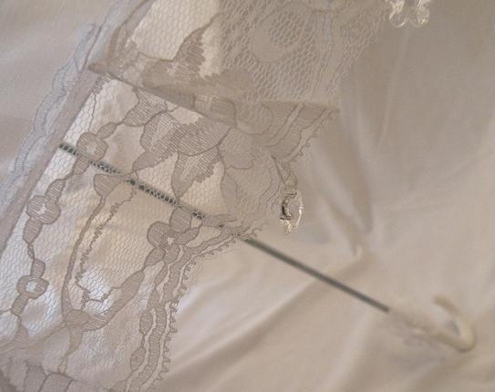 special dayPink Pastel introduces our new Victorian wedding umbrella