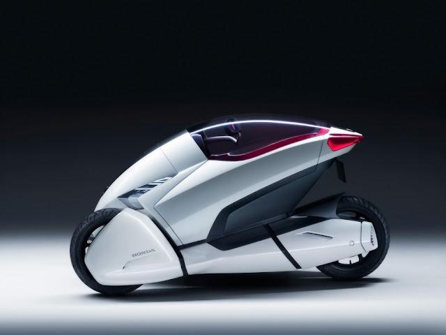 Honda 3 RC
