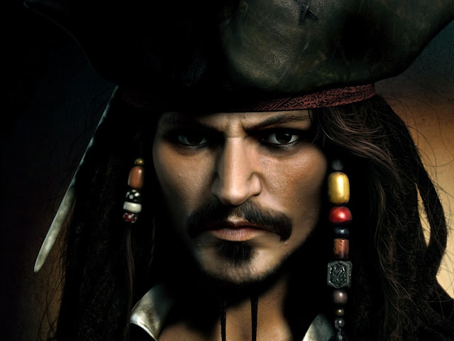 Jack Sparrow Johnny Depp Wallpaper