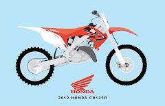 2012 HONDA CR125R