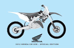 2012 HONDA CR125R - SPECIAL EDITION