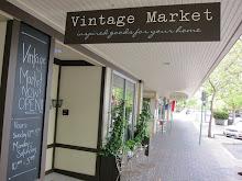 Vintage Market 210 E. Main St. Turlock,Ca.  209-669-7800
