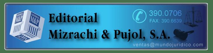 EDITORIAL MIZRACHI & PUJOL