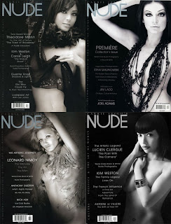 Carrie Leigh, Joel Adams, Nude Magazine, Subscriptions