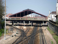 Travaux Ferroviaires -  Pont Voltaire Troyes