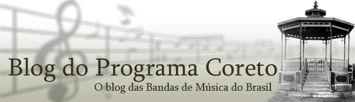 BLOG DO PROGRAMA CORETO