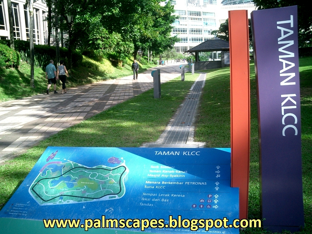 PalmScapes The Scenic KLCC Park