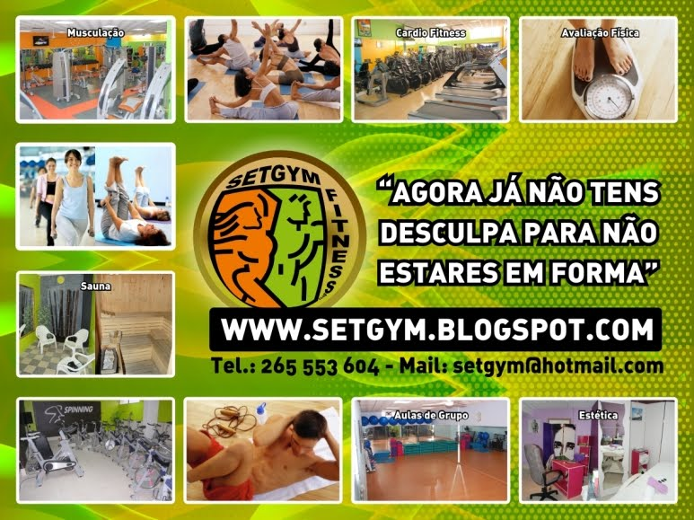 SETGYM FITNESS CLUB