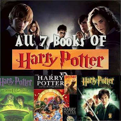 Harry Potter - All 7 books (Deluxe Edition)