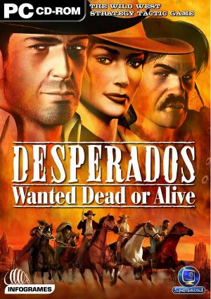 Desperados Dead or Live en Español ( Pc ) Desperados%2B-%2BWanted%2BDead%2BOr%2BAlive