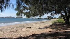 A Bowen beach