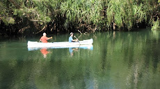 Canoeing the Gregory