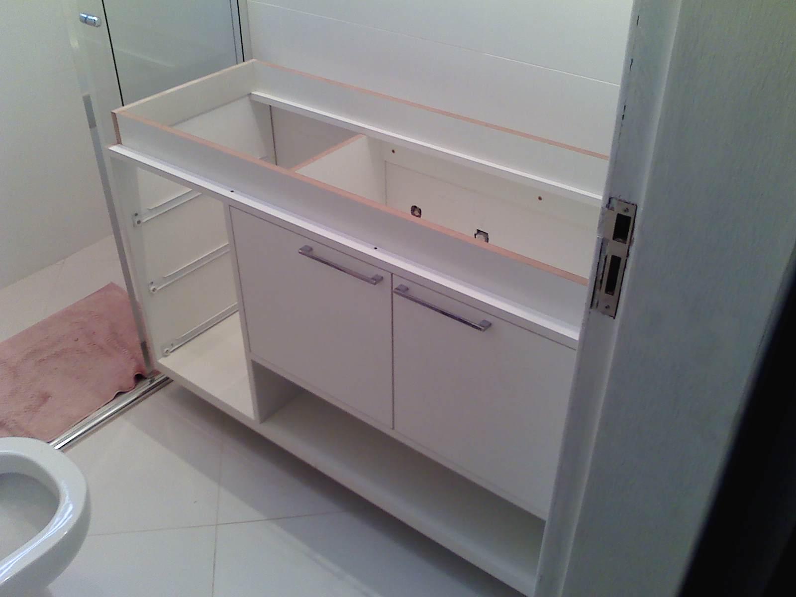 Brodt Tudo em Móveis Sob Medida: Balcão de Banheiro #70605B 1600x1200 Balcão De Banheiro Em L