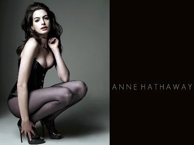 Anne Hathaway Wallpaper
