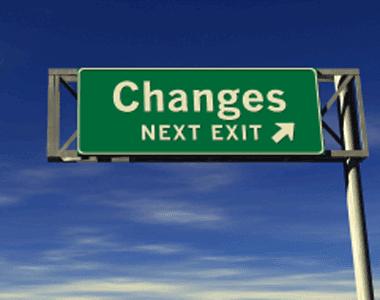 Ch- ch- changes