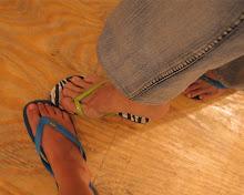 trading flip flops