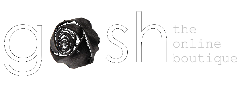♥ g o s h - the online boutique