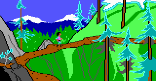 King's Quest 3, Resigned Gamer