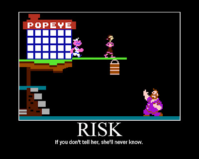 Popeye, et tu brute, Motivational Poster, NES, Resigned Gamer