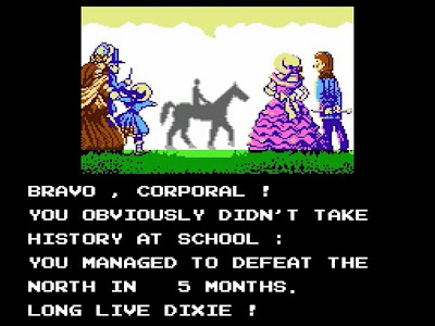north and south, nes, long live dixie, resigned gamer