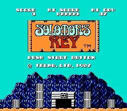 solomon's key resigned gamer