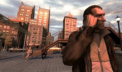 niko bellic cell phone grand theft auto IV resigned gamer