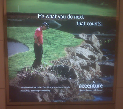 tiger woods, accenture, resigned gamer