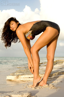 Jessica Gomes Body Painting Pictures