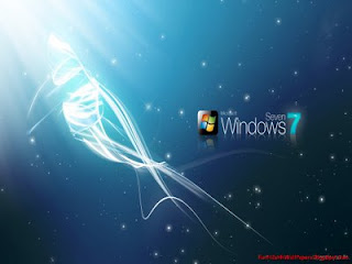 Deep Blue Window 7 Wallpapers
