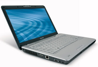 toshiba satellite l505 pictures