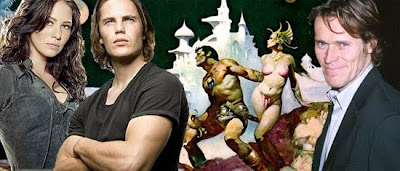 John Carter do filme A Princesa de Marte