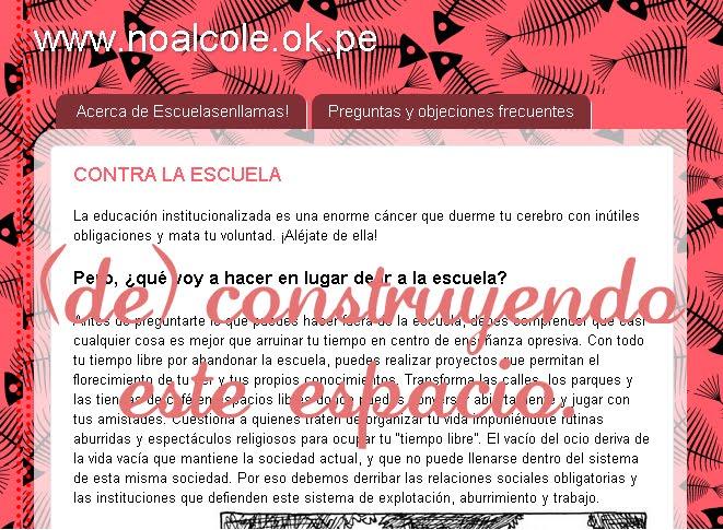 www.noalcole.ok.pe
