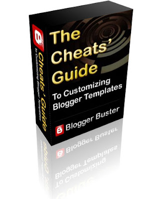 Blogger Buster: Your free eBook: The Cheats\' Guide to Customizing ...