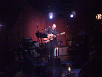 his solo 12 string acoustic