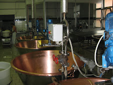 Vats for Cooking the Milk