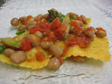 Not on the menu - Baccala' Ravioli