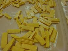 Penchi - A tri fold pasta -