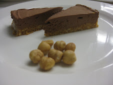 Mousse di Nocciole e Cioccolato