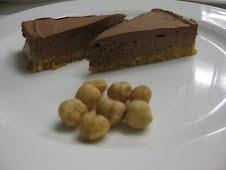 Mousse di Nocciole e Cioccolato