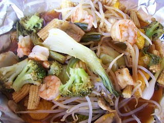 shelly s chinese shrimp packet 7 raw shrimp peeled deveined and tails ...