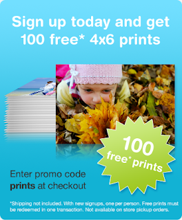 SeeHere: 100 FREE Prints for New Customers!