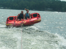 Tubing on Big Mable