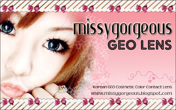 Missy.Gorgeous ♥ GEO LENS PRE-ORDER and WHOLESALE