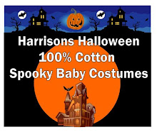 Harrisons Halloween Baby Costumes