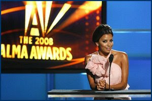 Eva Longoria Parker is the producer of the 2008 Alma Awards