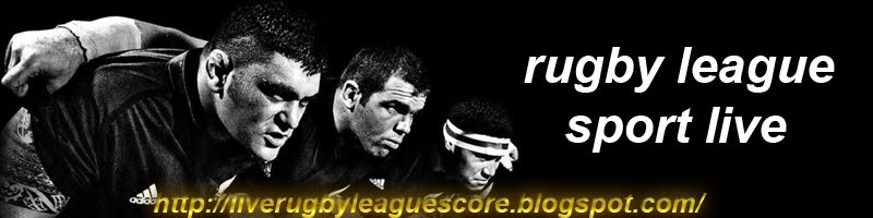 rugby league | sport live