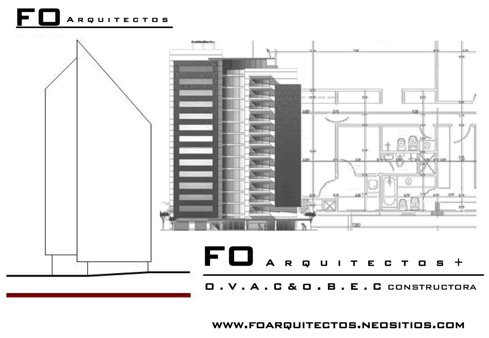 Fo arquitectos o v a c o b e c for Paginas de construccion y arquitectura