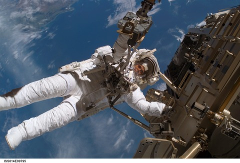 Top 10 Mind Blowing Secrets About The International Space Station NASA-ISS02