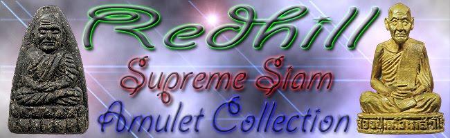 Redhill Amulet