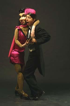 """""""NATALIA VILLANUEVA Y SUS MUÑECAS""""  actuo para nosotros en julio 2010"""